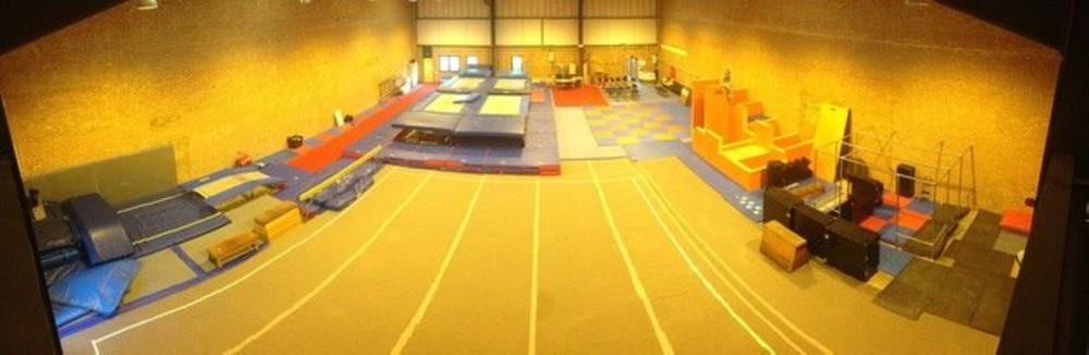 Urban Trix Academy new facilities